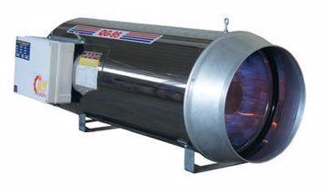 جت هیتر گازوئیلی,65 کیلو وات QG65 البرز