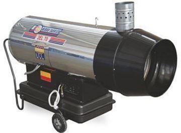 Gas/deisel (Hybrid) Jet Heater whit Exhust,70000Kcal/h  2EDB-70,2EDB70,,